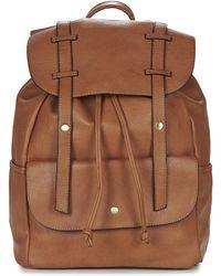 Moony Mood - Foufou Women's Backpack In Brown - Lyst