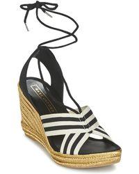 Marc Jacobs - Dani Women's Sandals In Black - Lyst