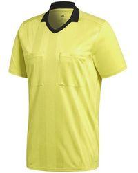 adidas Referee 18 Jersey - Giallo