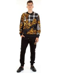 Versace Jeans Couture Sweater 4462655 - Blauw