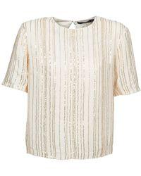Antik Batik Blouse Romina - Wit