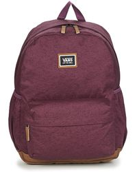 Vans Rugzak Wm Realm Plus Backpa - Rood