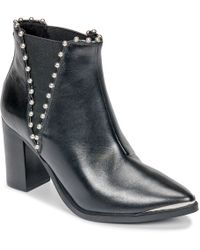 8cbfdf5a05f Himmer Women's Low Ankle Boots In Black