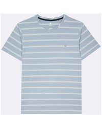 Faguo Olonne T-shirt - Bleu