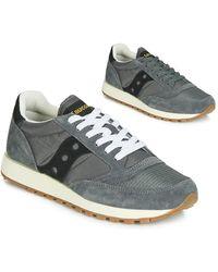 Saucony Lage Sneakers Jazz Original Vintage - Grijs
