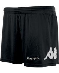 Kappa Short Femme Faenza Shorts - Black