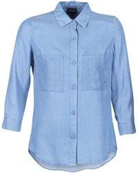 Armani Jeans Overhemd Ouskila - Blauw