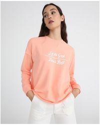 Green Coast 21V4100 Sweat-shirt - Orange