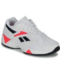 Reebok AZTREK 96 hommes Chaussures en blanc