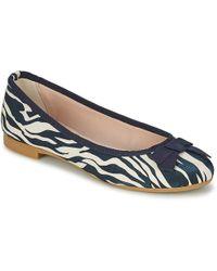 Tosca Blu | Alya Sidou Women's Shoes (pumps / Ballerinas) In Black | Lyst
