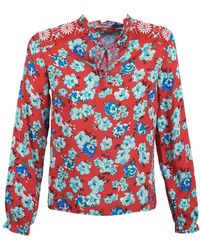 S.oliver 04-899-61-5060-90g11 Blouse - Red