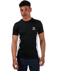 Hummel T-Shirt Eino T-shirt - Noir