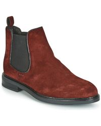 André Boots - Rouge