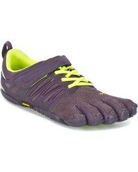 Vibram Fivefingers V-TRAIN femmes Chaussures en violet