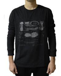 Timberland - LS ICONS INSPIRED MAGLIA NERA Sweat-shirt - Lyst