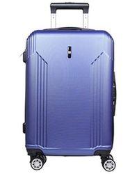Słoń Torbalski 040501 Hard Suitcase - Blue
