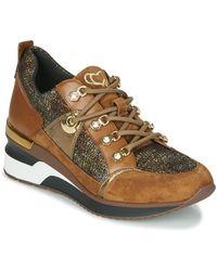 Mam'Zelle Lage Sneakers Vanosc - Bruin