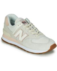 New Balance Sneakers 574 - Roze