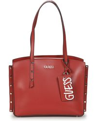 Guess Cabas - Rouge