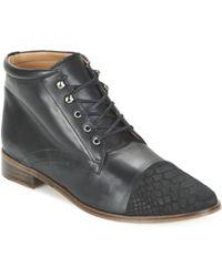 Emma Go - Ashley Women's Mid Boots In Black - Lyst