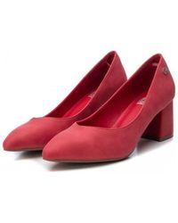 Xti Zapatos de tacón ZAPATO DE MUJER 034227 - Rojo