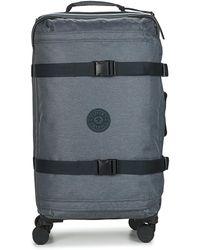 Kipling Spontaneous M Soft Suitcase - Grey