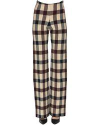Victoria Beckham PNP000A10005I Pantalon - Multicolore