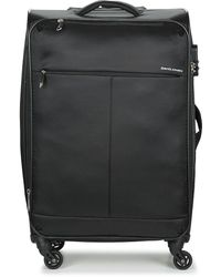 Spartoo Odoro 53l Men's Soft Suitcase In Black