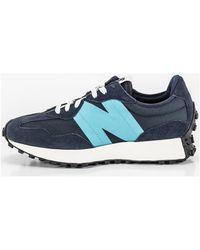 New Balance MS327 Chaussures - Bleu