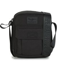 Pepe Jeans Camp Pouch - Black