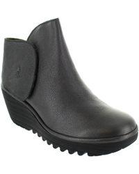 Fly London - Yogi Women's Mid Boots In Black - Lyst