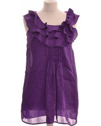 New Look Robe Courte 36 - T1 - S Robe - Violet