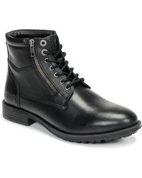 Kickers Laarzen Brok - Zwart