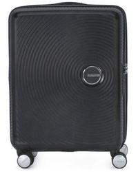 Samsonite AMERICAN TOURISTER 001 SOUNDBOX SPINNER 5520 TX Valise - Noir