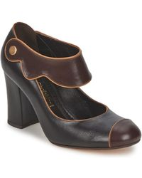 Sarah Chofakian DALI Chaussures escarpins - Marron