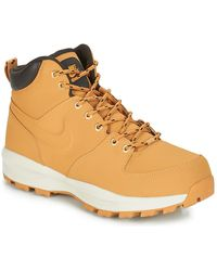 Nike Manoa Sneakers Camel - Bruin