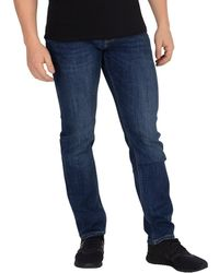 Tommy Hilfiger Jeans Core Bleecker Jeans Slim - Bleu