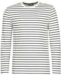 Only & Sons Pull - Blanc