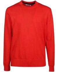 Calvin Klein Pull K10K103690 - Rouge