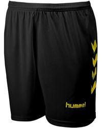 Hummel Korte Broek Short Chevrons - Zwart