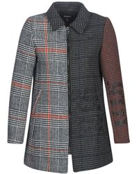 Desigual Mantel Kira - Zwart