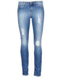 Acquaverde Pantalon - Bleu