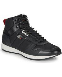 HUGO Hoge Sneakers Hybrid Hito Mx2 - Zwart