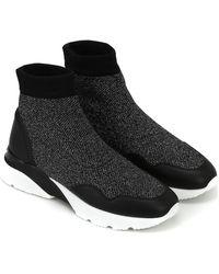 Hogan Hoge Sneakers Gyw3850az50k5rb999 - Zwart