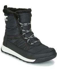Sorel - WHITNEY II SHORT LACE Boots - Lyst