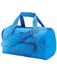 Reebok - Found S Grip Men's Sports Bag In Blue - Lyst