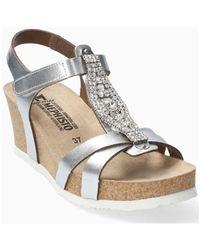 Mephisto Sandales Sandale LIO SPARK Gris