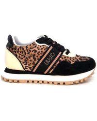 Liu Jo Ba1051 Chaussures - Noir