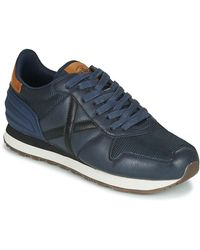 Munich Sneakers Massana - Blu