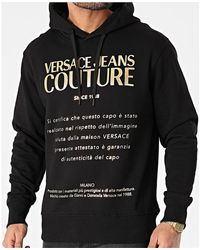Versace Jeans Couture Jersey B7GWA7TW-30318 - Negro